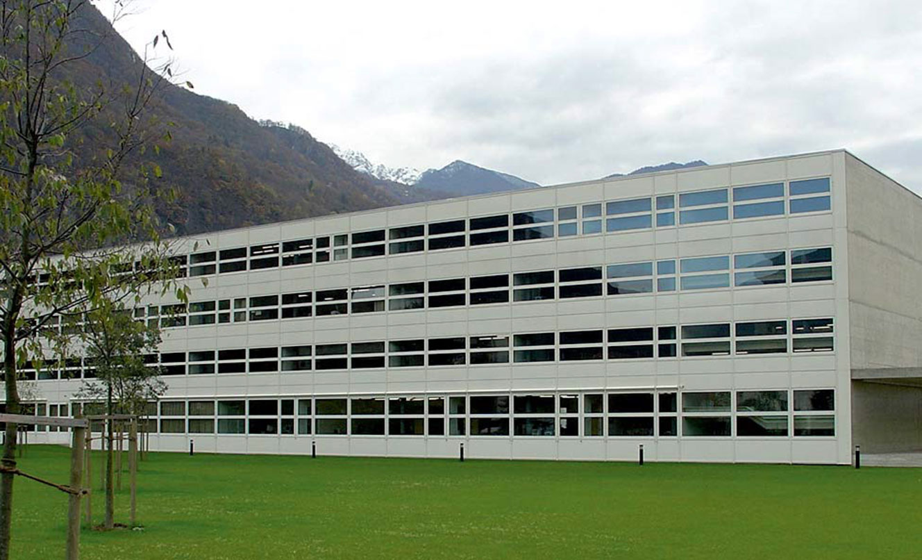 Secondary School 2, BELLINZONA – SWITZERLAND